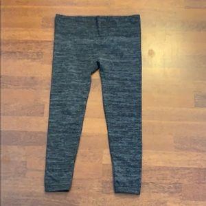 Seamless gray leggings L/XL PETITE